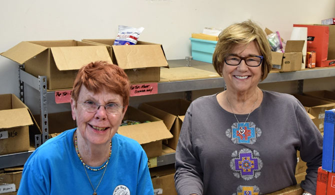 White Rock Center of Hope Volunteers