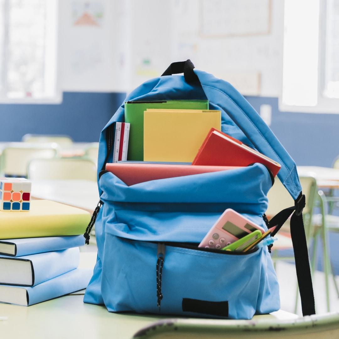 School Supplies: White Rock Center of Hope